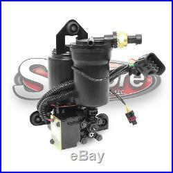 07-14 Chevrolet Suburban 1500 GMT900 Air Suspension Air Compressor Pump
