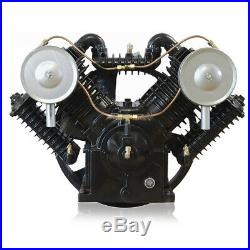 10HP Air Compressor Pump 4 Cylinder 2 Stage
