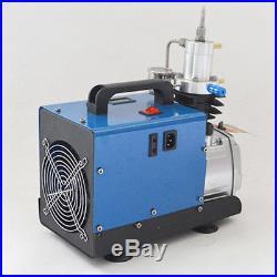 110V /220v High Pressure 30Mpa Electric Compressor Pump PCP Electric Air Pump CE