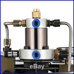 110V 30MPa 4500PSI 2.5HP Air Compressor Pump PCP Electric High Pressure