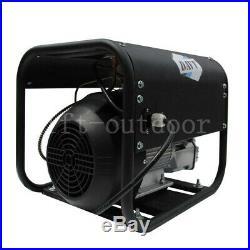 110V Electric Air Tank Auto Stop Air Compressor Paintball PCP Airgun Rifle Scuba