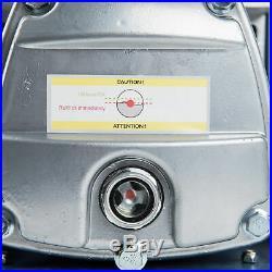 110V High Pressure Air Pump Electric PCP Air Compressor for Scuba Rifle 30MPA
