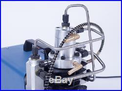 110V PCP 30MPa Electric Air Compressor Pump High Pressure System Rifle