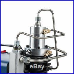 110V Pump Electric High Pressure 30MPa Air Compressor System PCP YONG HENG mps