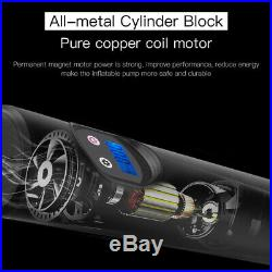 12V Portable Car Air Pumps Electric Tire Inflator Car Bike Pump Auto Car