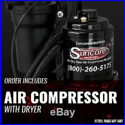 1986-1992 Cadillac Eldorado Air Suspension Air Compressor Pump