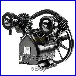 1.5 to 2 HP Replacement Air Compressor Pump Single Stage 2 Cylinder 4.5 CFM