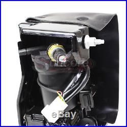 2000-2014 GMC Yukon Autoride Air Suspension Compressor Pump in Cage