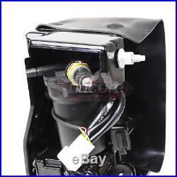 2002-2014 Cadillac Escalade Autoride Air Suspension Compressor Pump in Cage