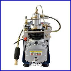 220V/110V 30MPa Air Compressor Pump PCP Electric High Pressure System Rifle