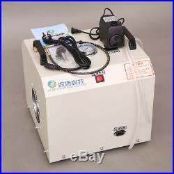 220V 30MPA Scuba Diving High-pressure Air Compressor Air Pump Machine 6.8L Water