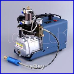220V 30MPa 4500PSI 300BAR Air Compressor Pump PCP Electric High Pressure Rifle