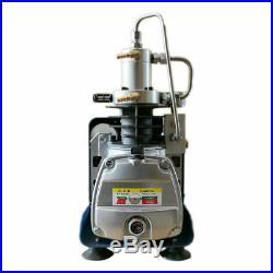 220V YONG HENG PCP 30MPa Electric Air Compressor Pump High Pressu