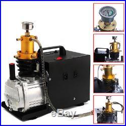 high pressure air compressor pcp airgun scuba air pump usa