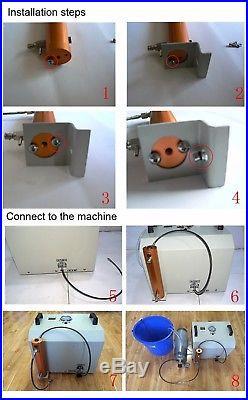 30MPA high Pressure Pump Water Separator Filtration Air Pump Scuba Diving Filter