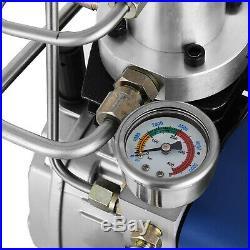 30MPa 110V Electric Air Compressor Pump 4500PSI High Pressure PCP Pump YONG HENG