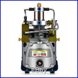 30MPa Air Compressor Pump 110V PCP Electric 4500PSI High Pressure KWASYO