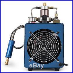 30Mpa High Pressure Air Compressor Pump Scuba Electric Compressor Electric PCP