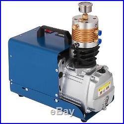 400BAR 40MPA High Pressure 6000PSI Air Compressor PCP Airgun Scuba Air Pump US