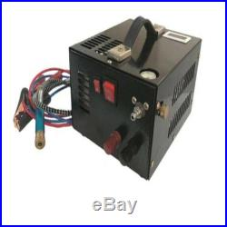 4500PSI 300Bar 30Mpa 12V PCP Air Compressor With Transformer Fed Ex delivery