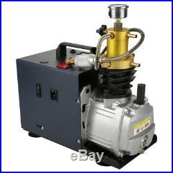 4500psi pcp Air Compressor for Paintball Air Rifles Tuxing 220V 300bar