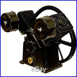 4 HP Air Compressor Pump 155 PSI LaPlante LPV6546A, V-Twin Style Pump SALE