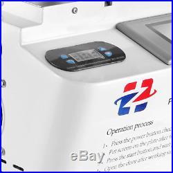 5in1 12 Vacuum OCA Laminating Machine Built-in Pump / Air Compressor No Bubble