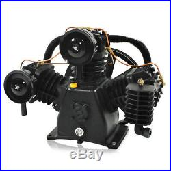 7.5HP Air Compressor Pump 3 Cylinder 2 Stage