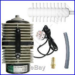 ACO300A AC240 HAILEA AIR PUMP 240L/m piston compressor hydroponic koi fish pond