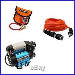 ARB 3-Piece Ultimate Wheeler Kit withHD Air Compressor, EZ Deflator, & Pump Up Kit