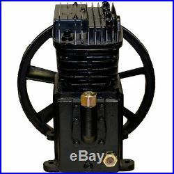 Air Compressor Cast Iron Replacement Pump, 4.5 HP, 155 PSI, LPSS7550