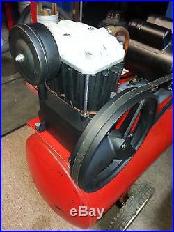 Air Compressor Pump Sears Green Compressor 106 153540 Cast