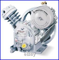Air Compressor Pump, 2 Stage INGERSOLL RAND 2340