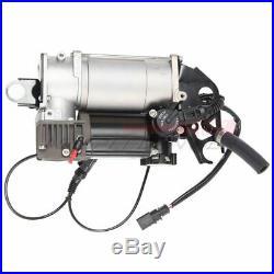 Air Compressor Pump For 03-15 VW Touareg Audi Q7 Porsche Cayenne