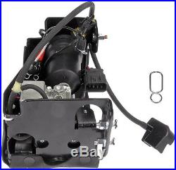 Air Ride Suspension Compressor For 07-13 Escalade Tahoe Yukon Air Pump 949-001