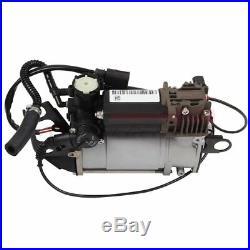 Air Suspension Air Compressor Pump For AUDI Q7 Porsche Cayenne VW Touareg