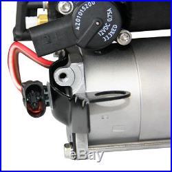 Air Suspension Compressor Airmatic Pump for Mercedes S/E/CLS W220 W219 305PSI