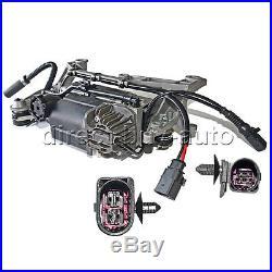 Air Suspension Compressor Pump Fit VW Touareg Porsche Cayenne 7L0698007