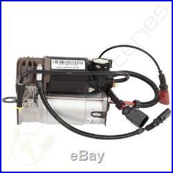 Air Suspension Compressor Pump For Audi A8 D3 Quattro, Typ 4E 2002-2009
