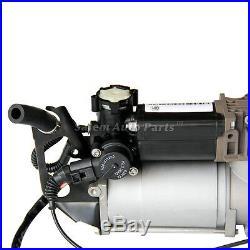 Air Suspension Compressor Pump For Audi Q7 Porsche Cayenne VW Touareg