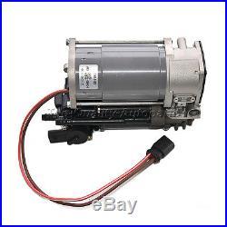 Air Suspension Compressor pump Fit BMW 5 7 Series F01 F02 F04 F07 GT F11 F11N