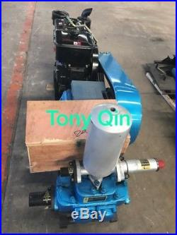 All Terrain Water Well Drilling Rig With Air Compressor & Mud Pump