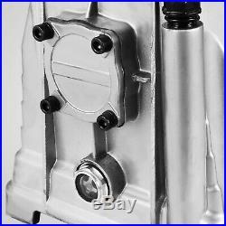 Aluminum 4HP Air Compressor Head Pump Motor 160PSI 17CFM New 1300 PRM