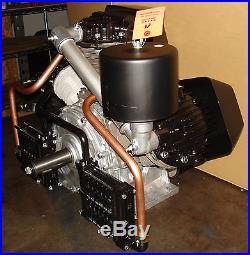 Anest Iwata Oil Less 10 Hp Air Compressor Pump Powerex