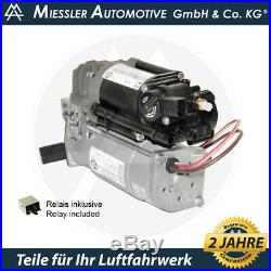 BMW F11 Kompressor Luftfederung Niveauregelung 37206875176