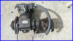 Bendix BX-2150 Air Compressor From HD 5.9 Cummins with Hydraulic Steering Pump