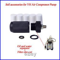 Blue Air Compressor Pump PCP High Pressure Rifle 220V/110V 30MPa YONG HENG BRAND