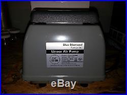 Blue Diamond Et30 Septic Air Aerator Pump Compressor Treatment Plant Atu Pond