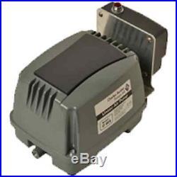 Blue Diamond Et80a Alarmed Septic Air Aerator Pump Compressor Treatment Atu Pond