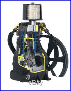 Replacement Air Compressor Pump >> Campbell Hausfeld 7.5RHP 2Stage Air Compressor Pump 1Year ...